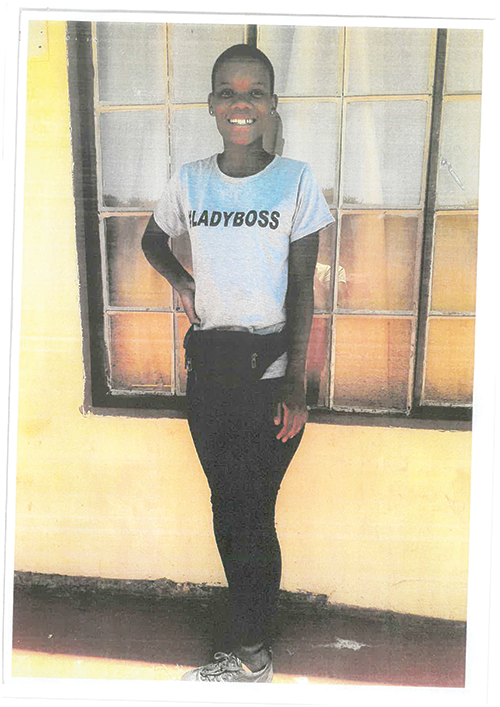 Police needs help in locating this missing girl.